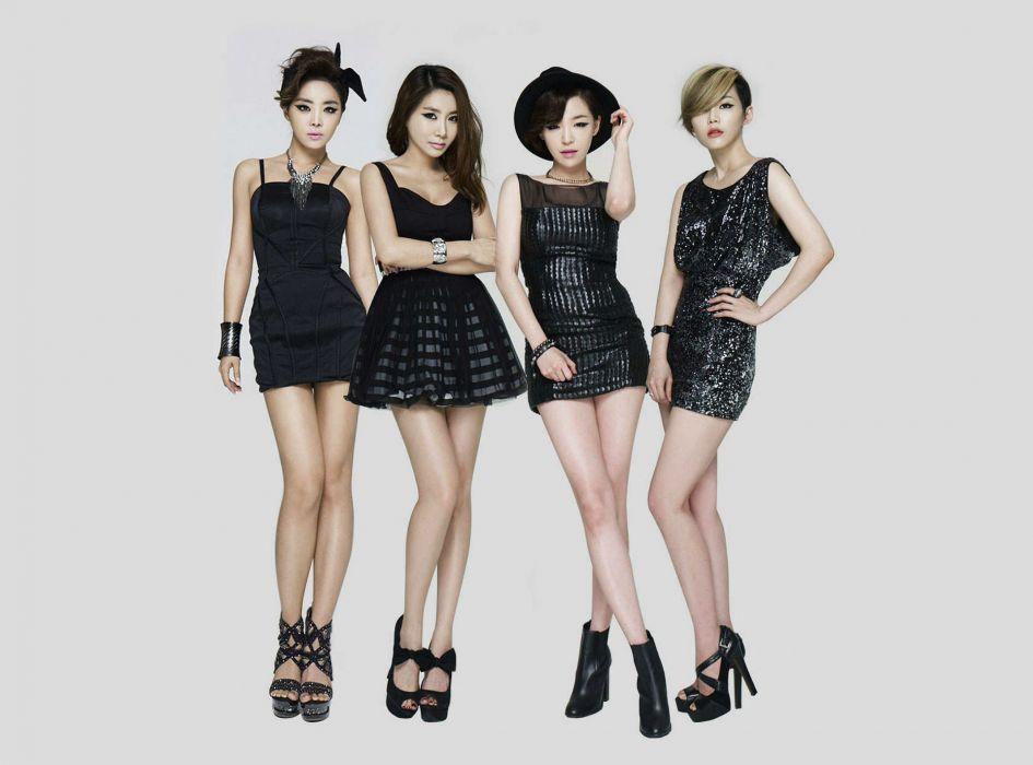 Brown Eyed Girls byeol korea