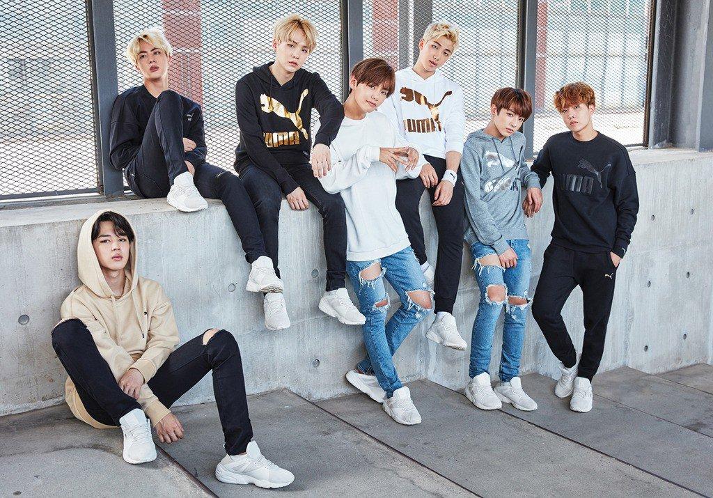 BTS Photoshoot Byeol Korea