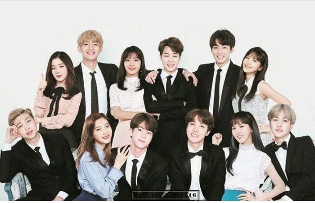 BTSVelvet Byeol Korea