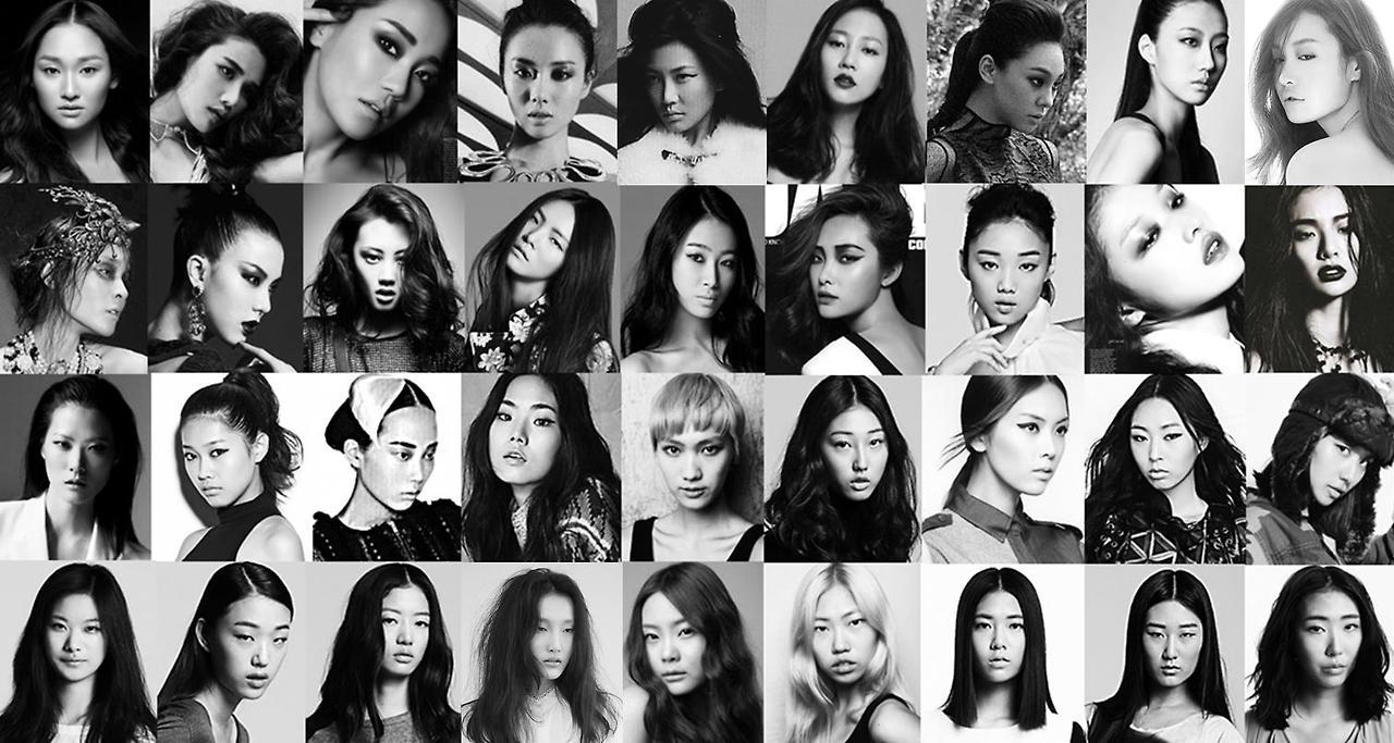 YGKPlus Female Models Byeol Korea