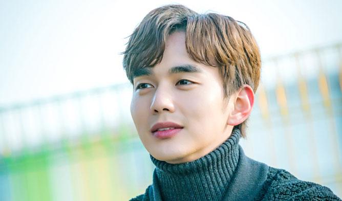 Yoo Seung Hoo byeol korea