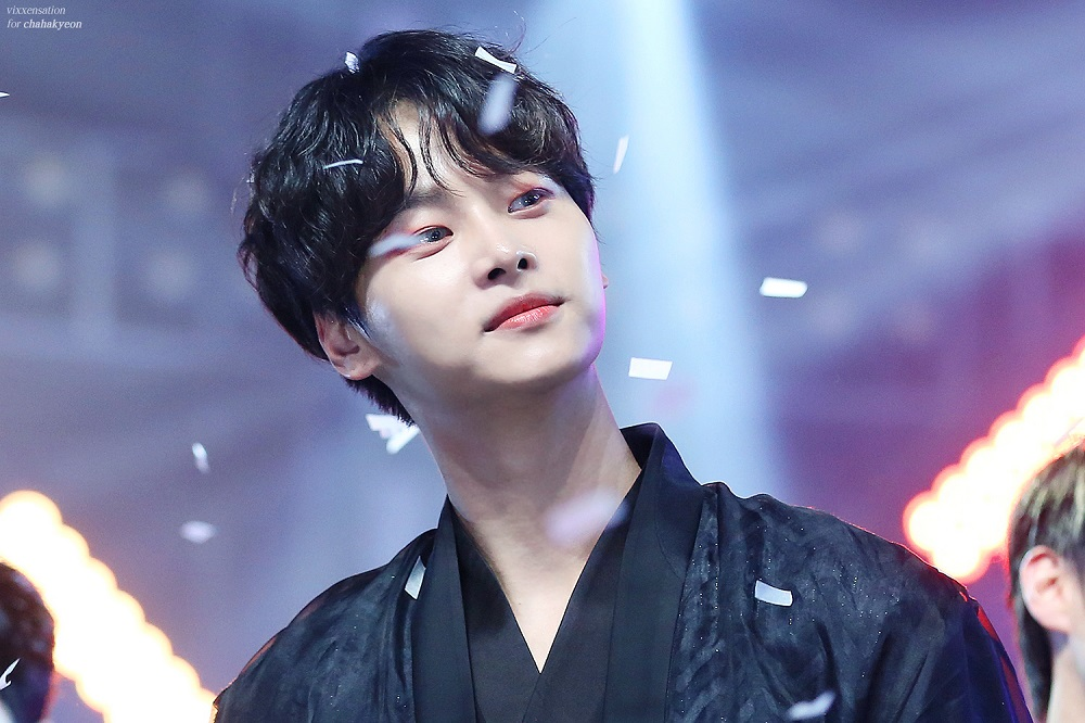vixx cha hakyeon byeol korea