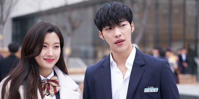 Moon Ga-young and woo doo hwan byeol korea