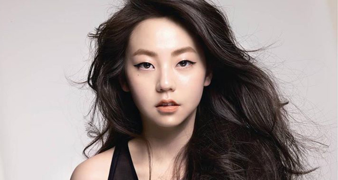 ahn so hee byeol korea