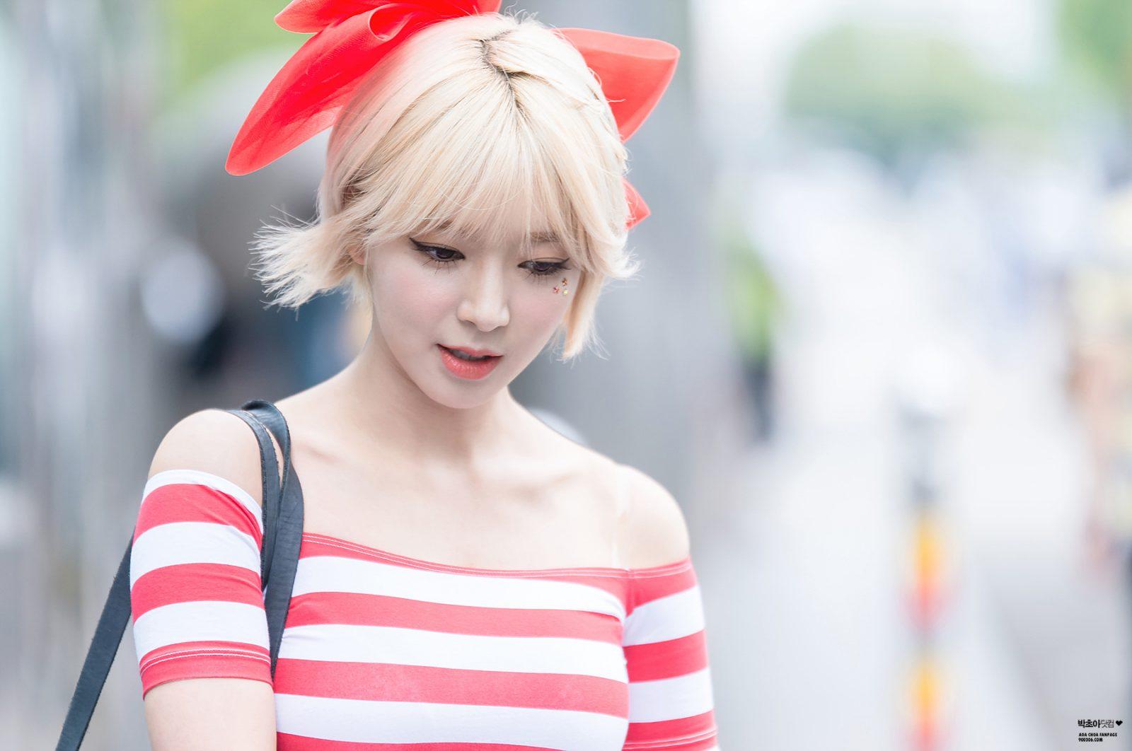 Choa AOA Byeol Korea