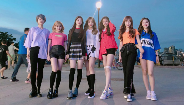 All You Need To Know About Girl Group Gwsn Full Profile Member Interesting Facts And Discography Byeol Korea The members are anne , minju soso, miya, lena, seokyoung, and seoryoung. girl group gwsn
