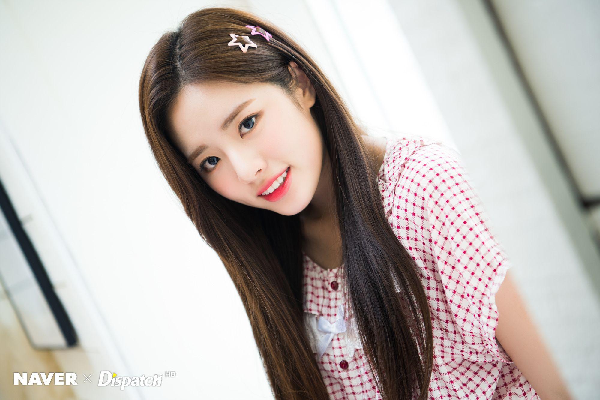 fromis_9 jiwon Byeol Korea