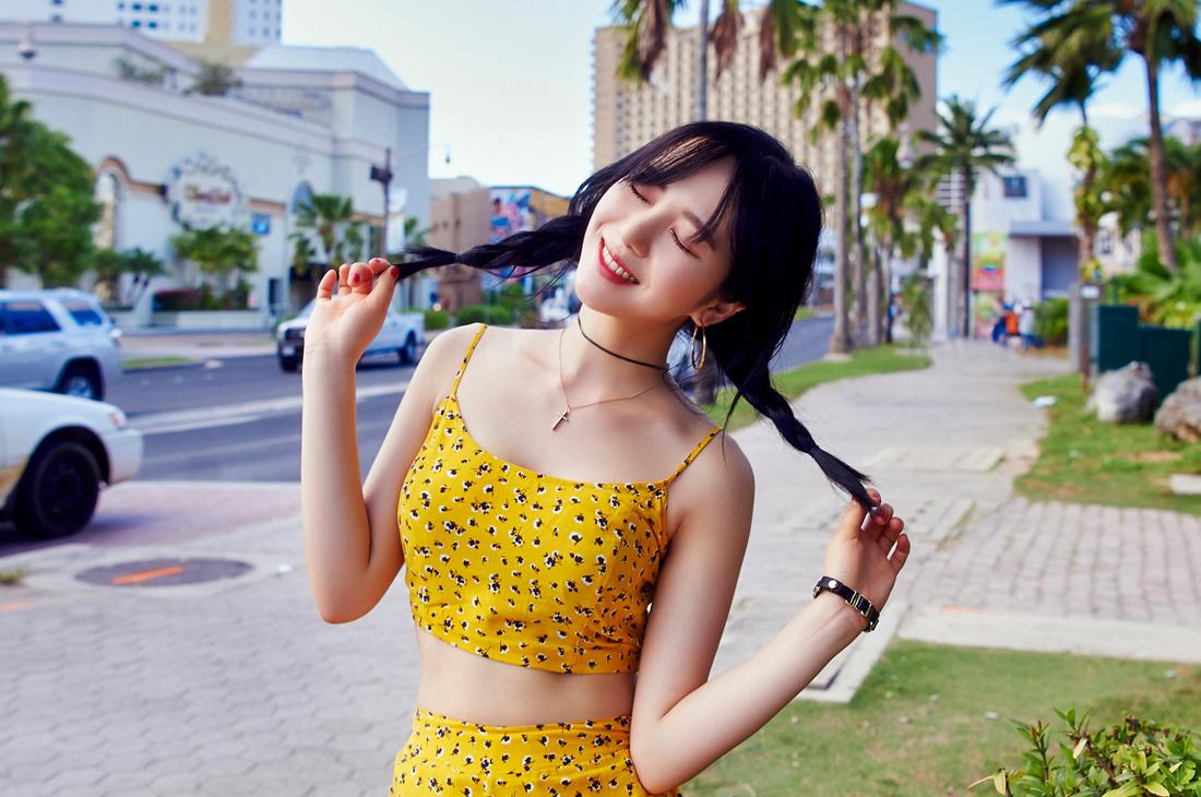AOA Mina Byeol Korea