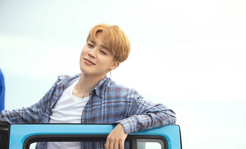 BTS Jimin Byeol Korea