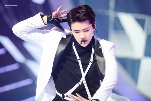 EXO's Sehun Byeol Korea