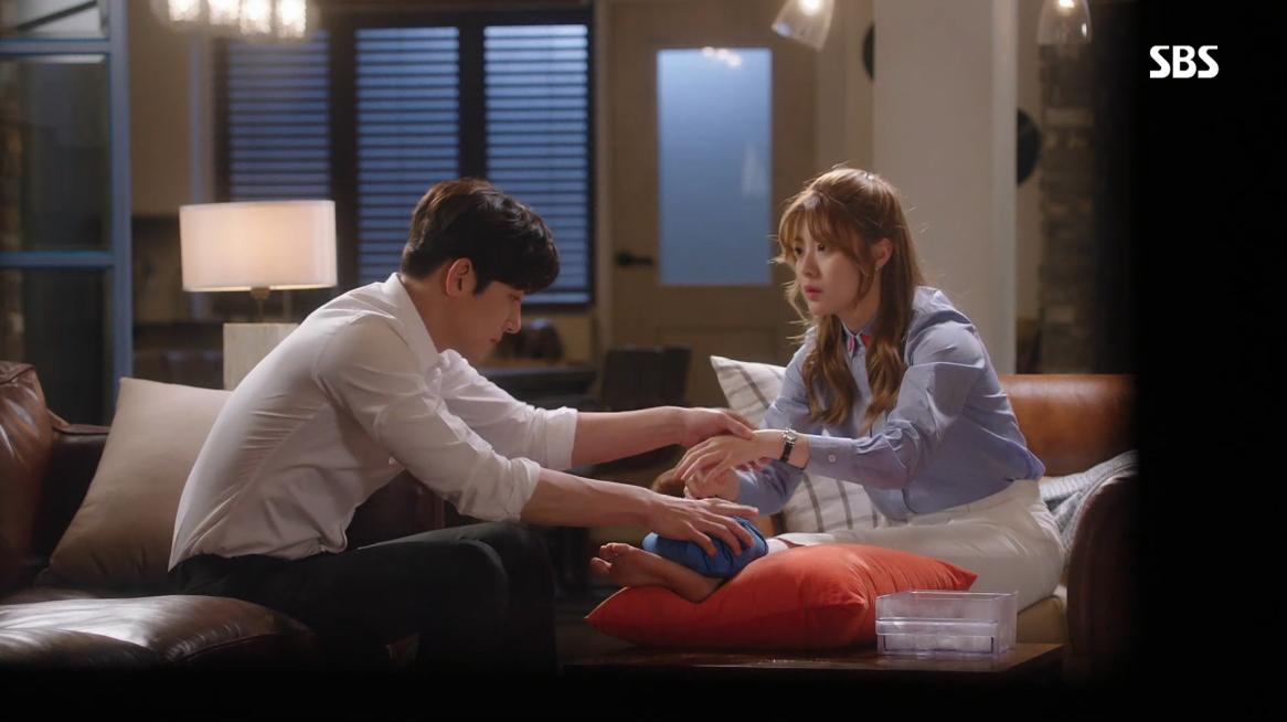 Ji Chang-wook and Nam Ji-hyun Byeol Korea