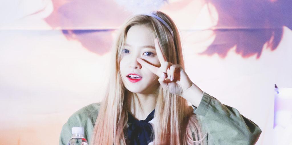 Red Velvet Yeri Byeol Korea