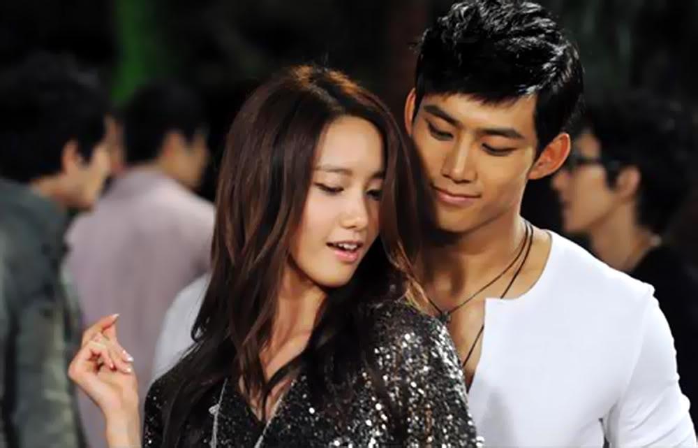 Taecyeon and Yoona Byeol Korea