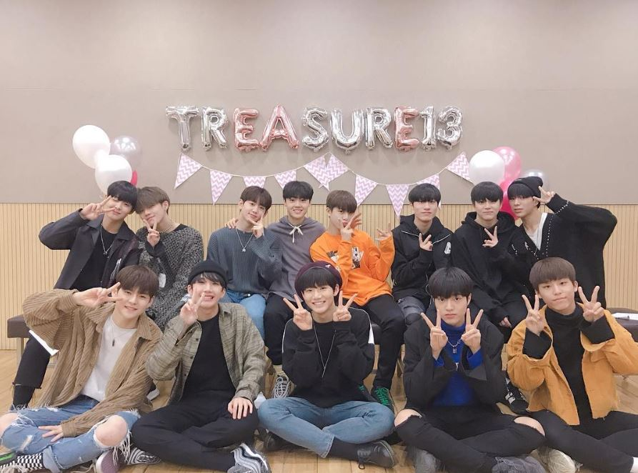 Treasure 13 Byeol Korea