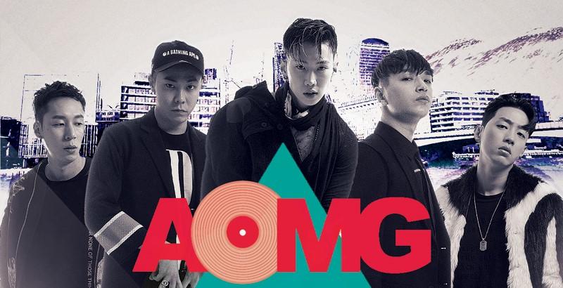 AOMG Byeol Korea