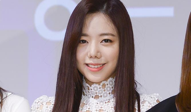 Apink's Nam-joo Byeol Korea