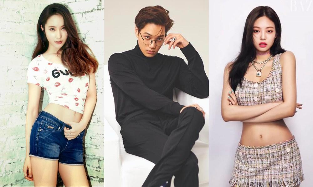 Jennie Kim vs Krystal Jung Byeol Korea