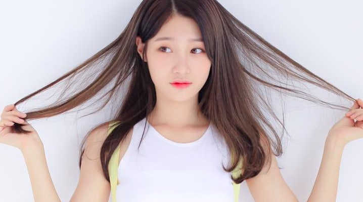 DIA's Chae-yeon Byeol Korea