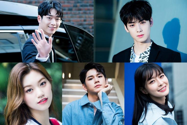 Fantagio Entertainment Byeol Korea