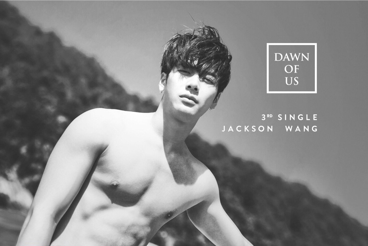 Got7's Jackson Byeol Korea
