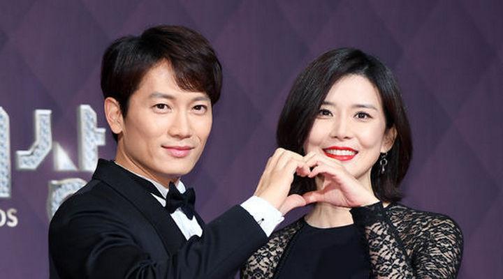 Lee Bo-young and Ji Sung Byeol Korea