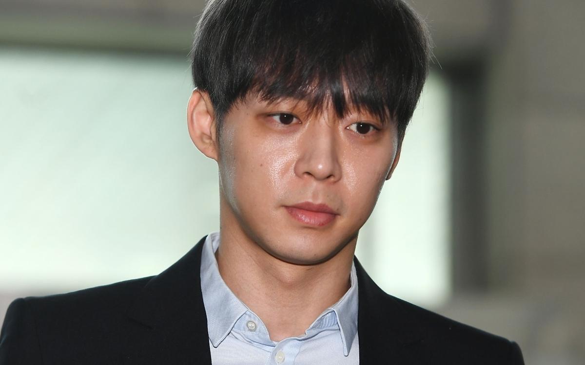 Park Yoo-chun Byeol Korea