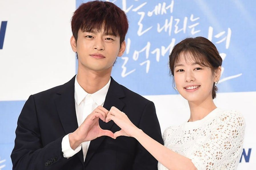 Seo In-guk and Jung So-min Byeol Korea