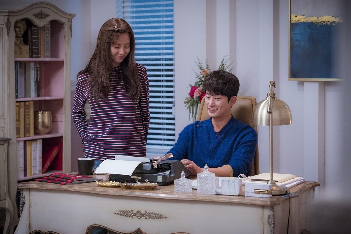 Song Ji-hyo and Park Shi-hoo Byeol Korea