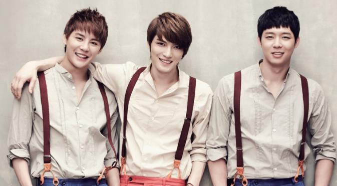 Trio Group JYJ Byeol Korea