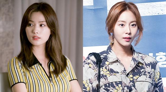 Uee vs Nana Byeol Korea