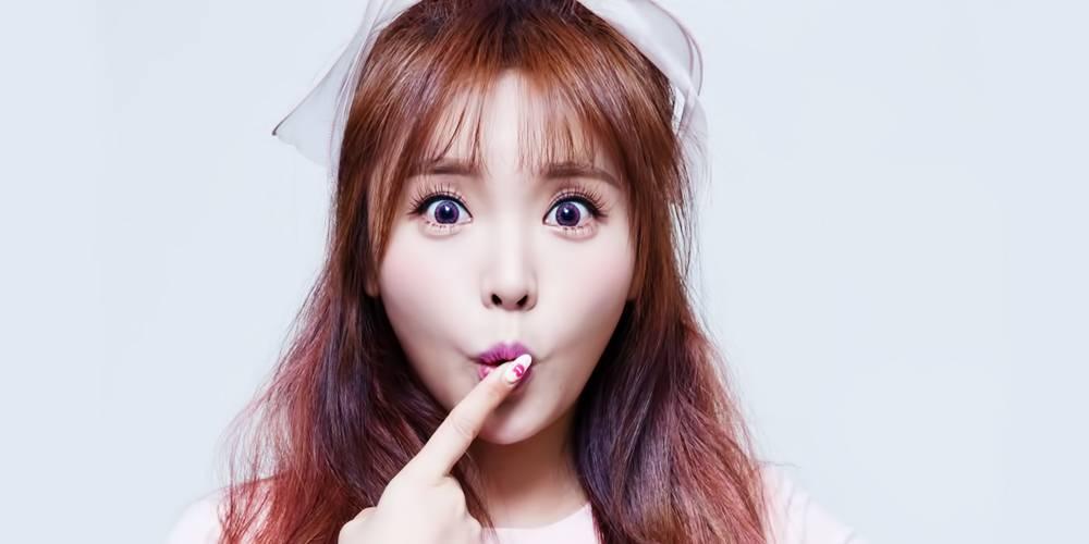 Hong Jin-young Byeol Korea