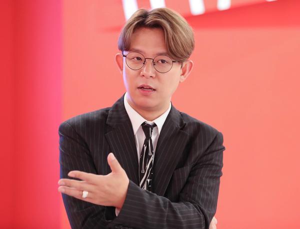 Tony Ahn Byeol Korea