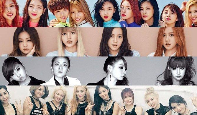 kpop girls into actress byeol korea