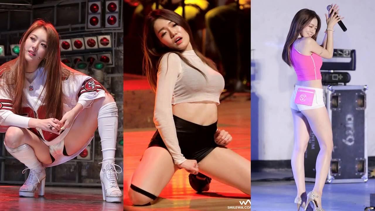 KPOP Girls Group Dancers Byeol Korea