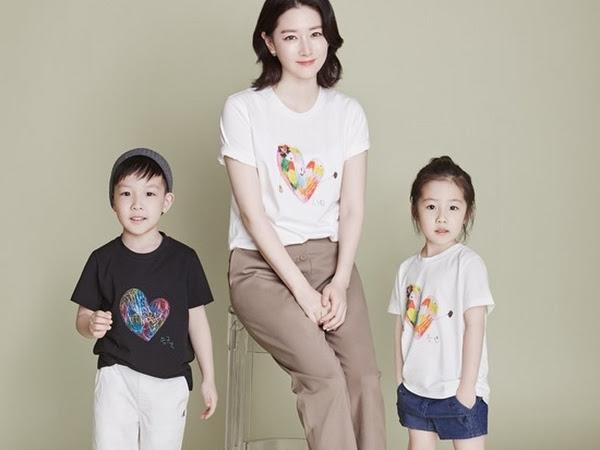 Korean Actresses Who Also a Mother Byeol Korea