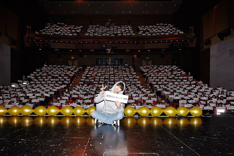 exo chanyeol birthday