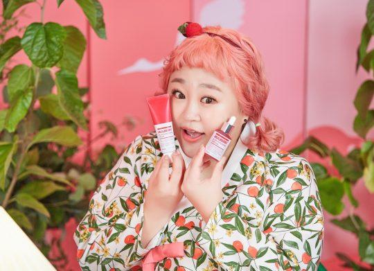Hong Yoon-hwa Byeol Korea