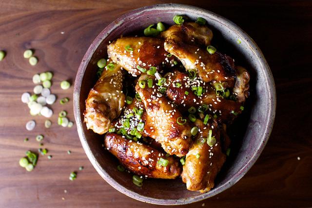Korean Chicken Gourmet
