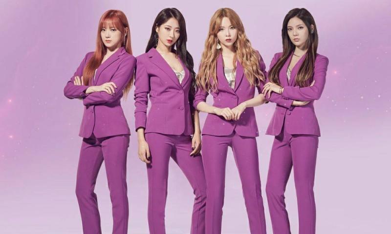 Nine Muses Byeol Korea