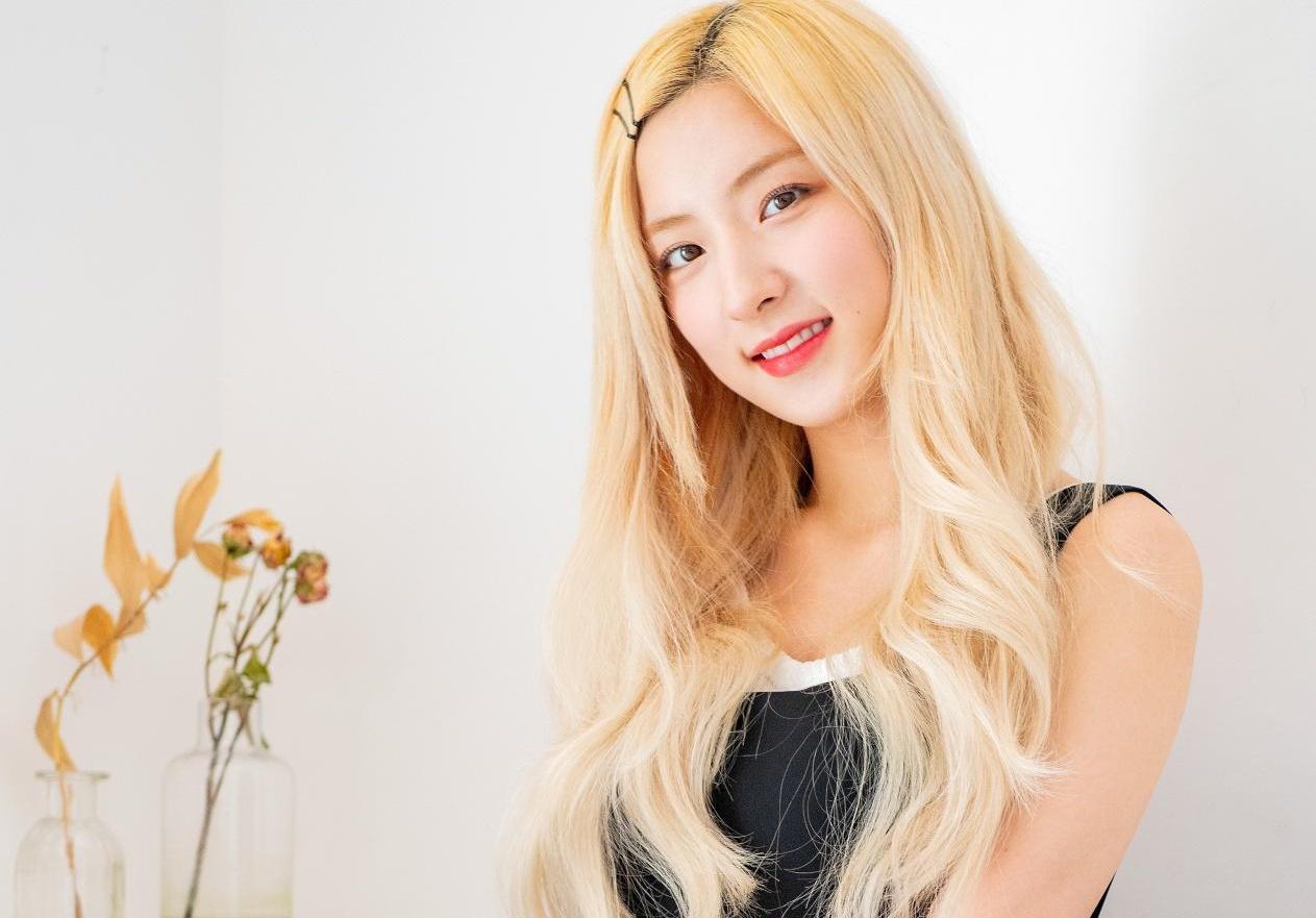 WJSN's Eun-seo Byeol Korea