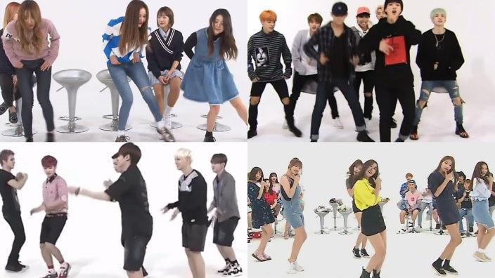 KPOP Random Dance Byeol Korea
