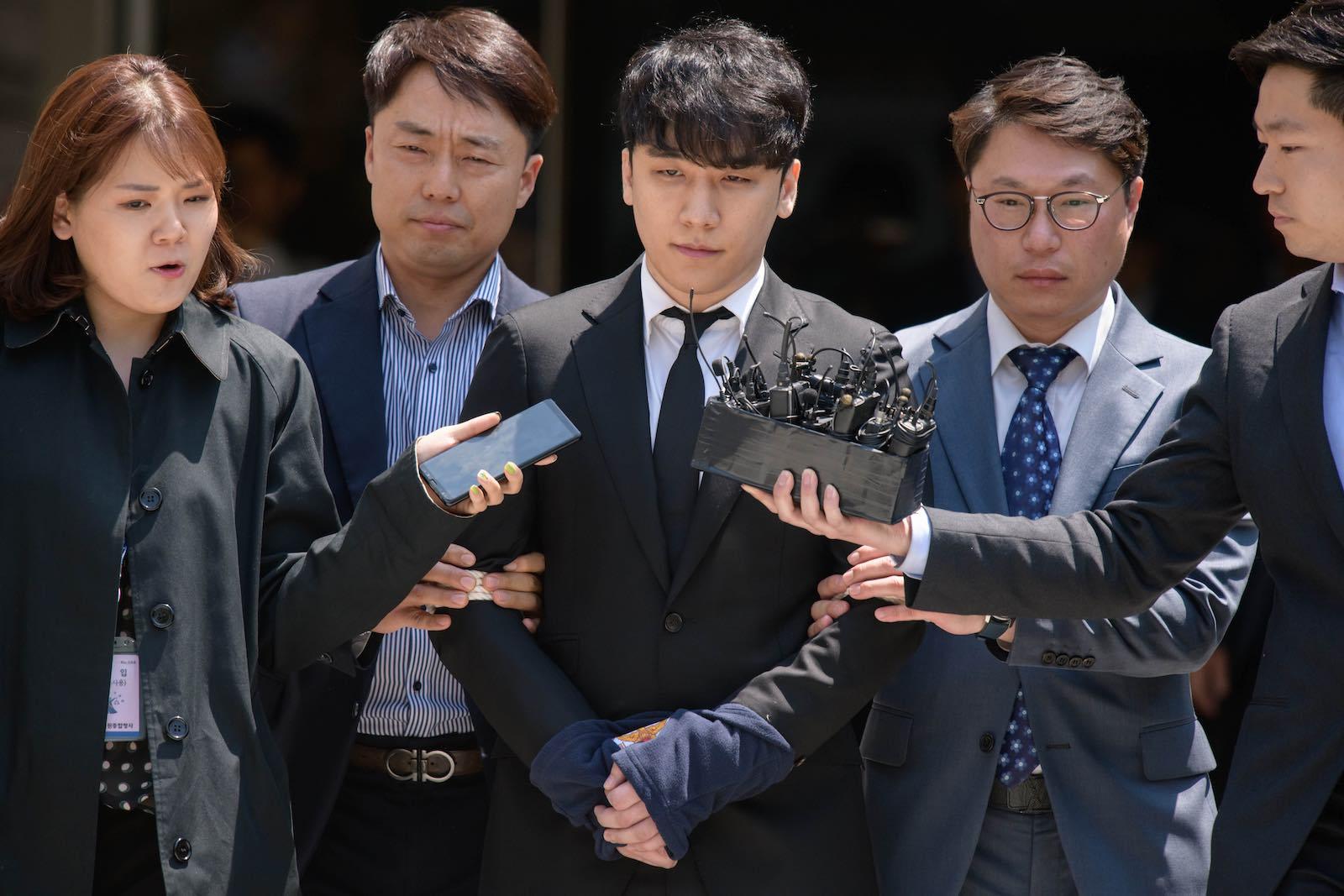 K-Pop Scandals Byeol Korea