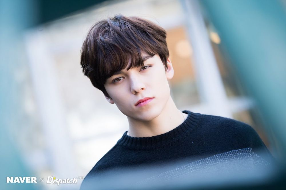 Seventeen Vernon Byeol Korea