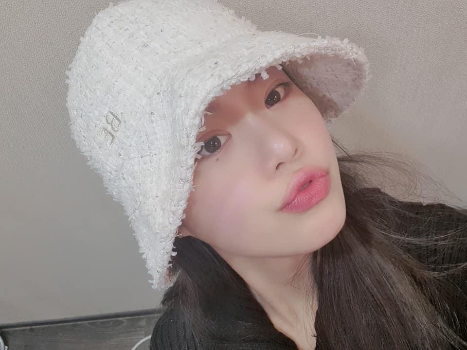 (G)-IDLE's Soo-Jin Byeol Korea