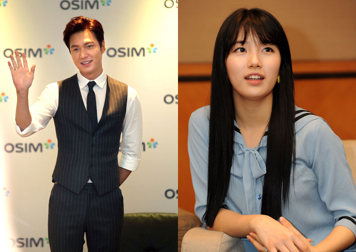 Lee Min-ho and Suzy Byeol Korea